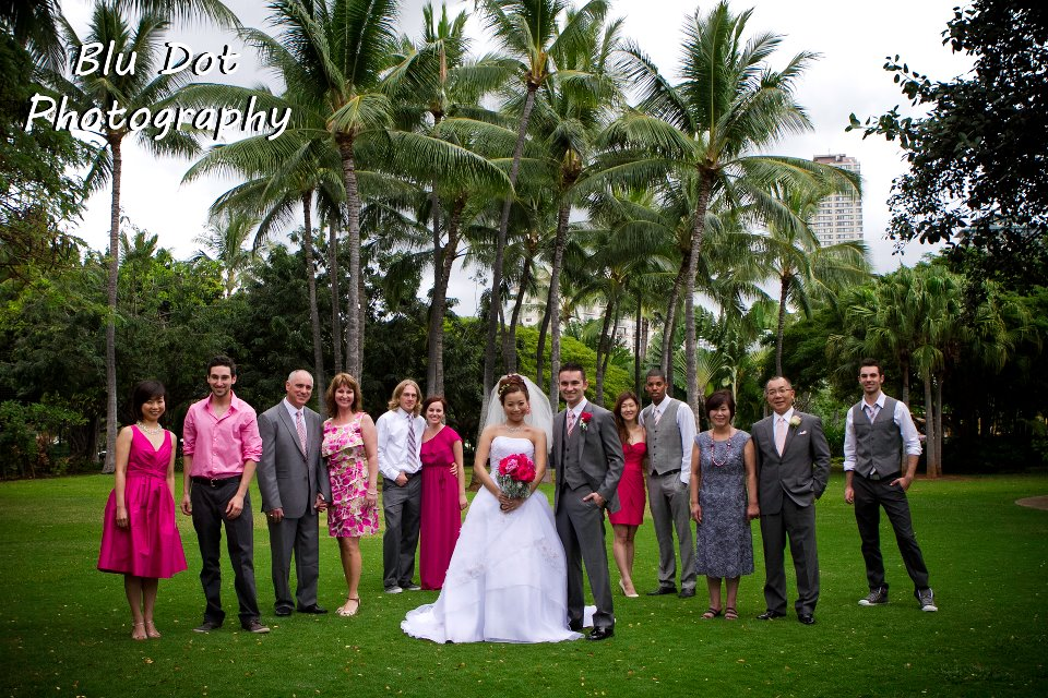 Meeting in the Middle – Hawaii Wedding | Design Vertigo